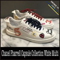 ★【Chanel】Chanel Pharrell Capsule Collection White Multi
