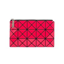 BAOBAO ポーチ BB88AG791 RED 24 PRISM FLAT POUCH