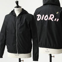 DIOR HOMME × KAWS 923C450Z0152 ogo & Bee ブルゾン