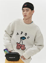 日本未入荷 [APEACEOFCAKE] Cherry Bear Knit