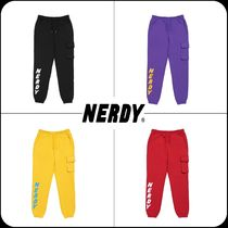【NERDY】韓国大人気 Brushed Jogger Pants