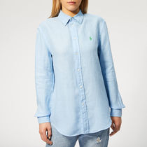 Polo Ralph Lauren Women's Relaxed Long Sleeve Shirt