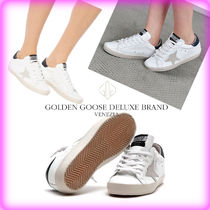 【Golden Goose】   SUPERSTAR G34WS590 L65 スニーカー19SS