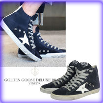 【Golden Goose】FRANCY GCOMS591 N2スニーカー/追跡付