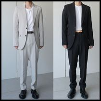 ☆COLN☆ Deste Two Button Set Up 上下セット 3色