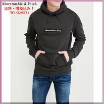 Abercrombie&Fitch アバクロ新作!ロゴパーカー