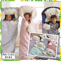 送料関税込*PotteryBarn*Shaggy Head Sleeping Bags/5色