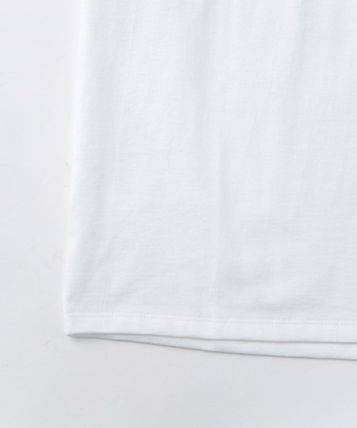 A.P.C. Tシャツ・カットソー 【日本限定】A.P.C. T-SHIRTS JIMMY RUE MADAME ロゴTシャツ(7)
