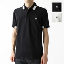 FRED PERRY M5575 Block Tipped Polo Shirt 半袖 ポロシャツ