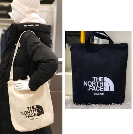 THE NORTH FACE トートバッグ 日本未入荷☆THE NORTH FACE ロゴ 2WAY トートバッグ
