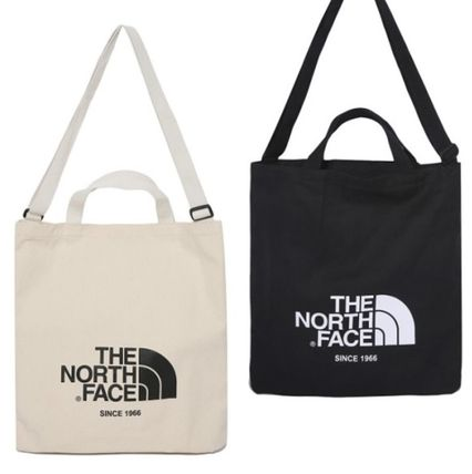 THE NORTH FACE トートバッグ 日本未入荷☆THE NORTH FACE ロゴ 2WAY トートバッグ(2)