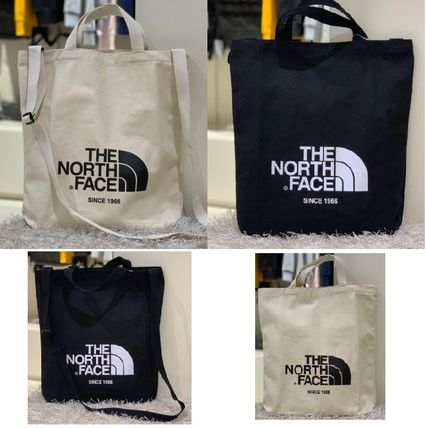THE NORTH FACE トートバッグ 日本未入荷☆THE NORTH FACE ロゴ 2WAY トートバッグ(3)