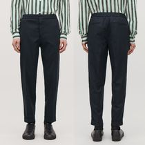 """COS(コス) パンツ """"COS MEN"""" RELAXED TURN-UP TROUSERS NAVY"""