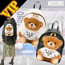◆◆VIP◆◆ Moschino リアル テディ Teddy Toy Backpack