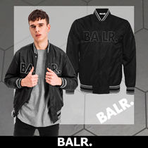 【BALR.】 EMBROIDERED LOGO BOMBER JACKET★人気新作★国内発送