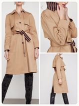(NEW / 日本未上陸)Belted Long Trench Coat