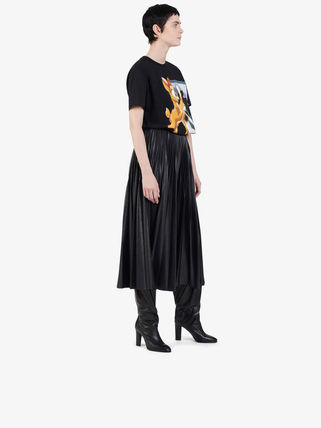 GIVENCHY Tシャツ・カットソー GIVENCHYジバンシィ19SSバンビプリント コットンTシャツ*2カラー(3)