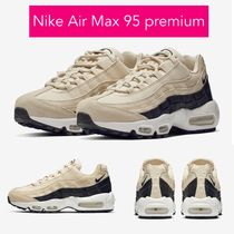 Nike ナイキ Air Max 95 premium Light Cream