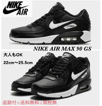 大人もOK ♡【NIKE】Air Max 90 LTR GS★BLACK★
