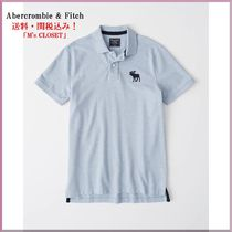 Abercrombie&Fitchアバクロビッグアイコンポロシャツ
