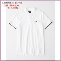 Abercrombie&Fitchアバクロアイコンポロシャツ