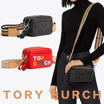 Tory Burch ♥ PERRY COLOR-BLOCK DOUBLE-ZIPMINIBAG