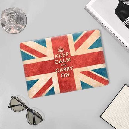 Casetify スマホケース・テックアクセサリー ★Casetify★MacBookケース#Keep Calm and Carry On Vintage(2)