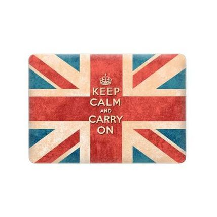 Casetify スマホケース・テックアクセサリー ★Casetify★MacBookケース#Keep Calm and Carry On Vintage(3)