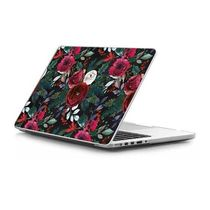 ★Casetify★MacBookケース*Pink red green watercolor boho