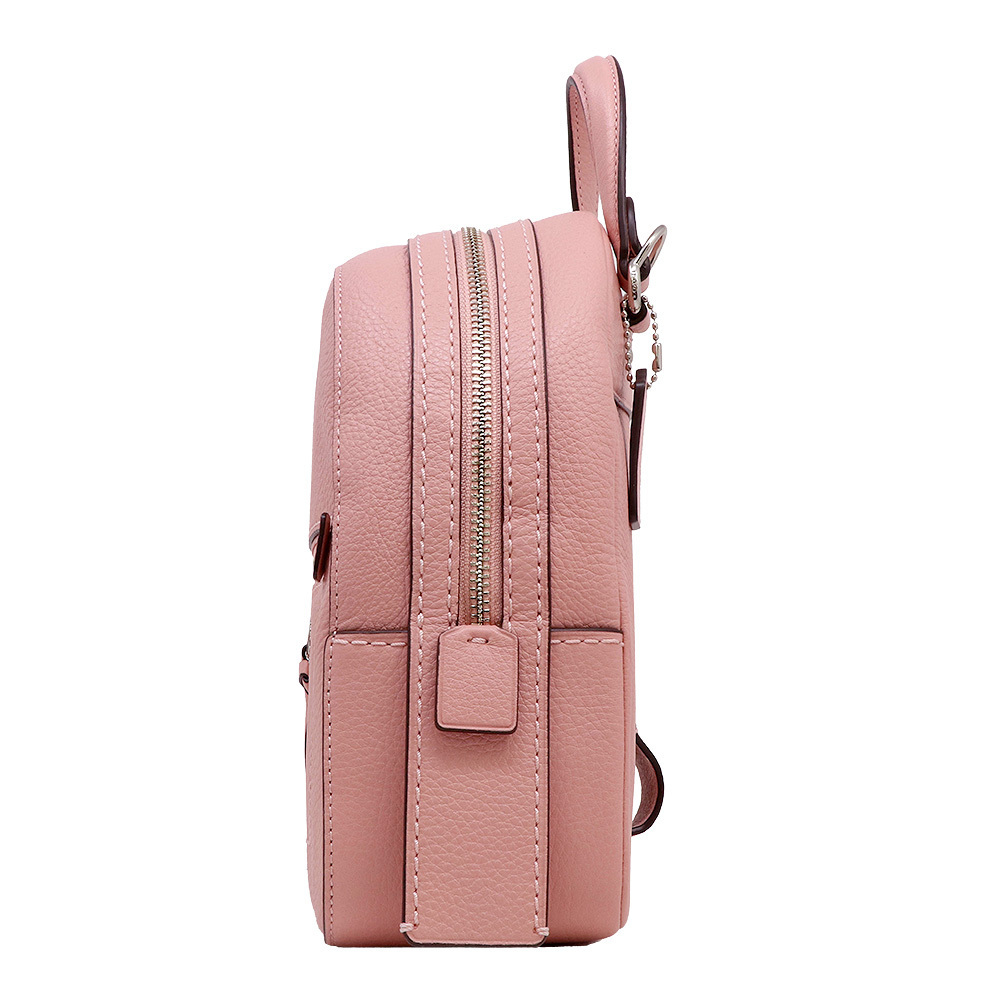 bcdd27c0c NWT Coach Andi Backpack Crossbody Handbag in Pebble Leather Petal ...