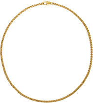 [Laura Lombardi] Box Chain Necklace/ネックレス/14K/チェーン