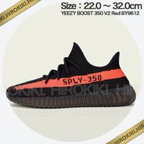 22.0〜32.0cmまで /Adidas YEEZY BOOST 350 V2 BY9612 BLACK/RED