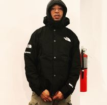 Lサイズ Supreme The North Face Arc Logo Mountain Parka