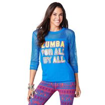 ☆ZUMBA・ズンバ☆For All Top BL