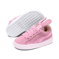 ★PUMA☆韓国 キッズ スニーカー うさみみ SUEDE EASTER AC PS