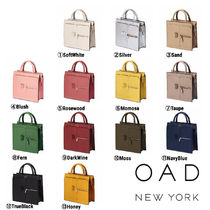 【OAD NEW YORK】日本未入荷☆Mini Kit Zip Satchel