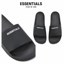 国内即日発送!! Fear of God / FOG / ESSENTIALS - SlideSandals