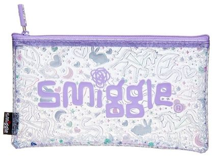 Smiggle キッズ・ベビー・マタニティその他 SALE!関税込み★Smiggle(スミグル)★クリア ペンケース