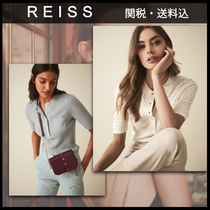73ef23572a04dc 日本未入荷◇REISS◇COLEEN POINTELLE KNITTED TOP LIGHT