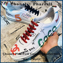 "【Chanel】激レア Pharrell Capsule Collection ""White Multi"""
