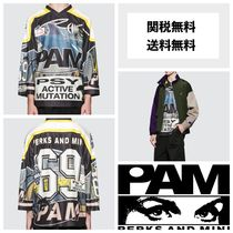 【Perks and Mini】P.A.M New Worlds Oversized Sublimation Top