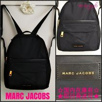 MARC JACOBS バックパック A4収納可 黒 在庫有 即発  M0013946
