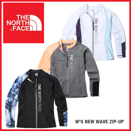 THE NORTH FACE★W'S NEW WAVE ZIP-UP_NJ5JK34