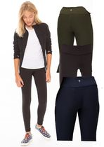 【ivivva athletica】Rhythmic Tight Reversible/Black 大人にも