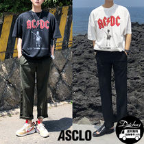 [ASCLO] ACDC Short Sleeve T Shirt(2color) KE25 追跡付