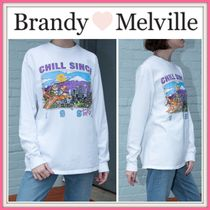 NEW!!  ☆Brandy Melville☆ Corey Chill Since 1993 Tokyo Top