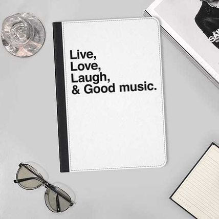 Casetify スマホケース・テックアクセサリー ★Casetify★iPadケース#Live Love Laugh and good music(2)