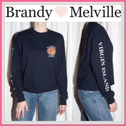 Brandy Melville Tシャツ・カットソー NEW!!  ☆Brandy Melville☆ Camila St. Croix Top