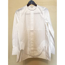COSコス【国内即発・送料無料】VOLUMINOUS COCOON GRANDAD SHIRT