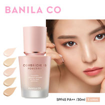 バニラコー★Covericious Power Fit Foundation/追跡付ー☆